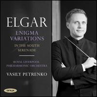 Elgar: Enigma Variations - Ian Tracey (organ); Royal Liverpool Philharmonic Orchestra; Vasily Petrenko (conductor)