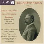 Elgar from America, Vol. 1: Enigma Variations; Cello Concerto; Falstaff