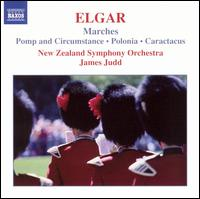 Elgar: Marches - New Zealand Symphony Orchestra; James Judd (conductor)