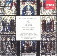 Elgar: The Dream of Gerontius; The Music Makers - Helen Watts (contralto); Janet Baker (mezzo-soprano); Nicolai Gedda (tenor); Robert Lloyd (bass);...