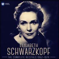Elisabeth Schwarzkopf: The Complete Recitals - Alfred Brendel (piano); Anny Felbermayer (vocals); Christa Ludwig (mezzo-soprano); Dietrich Fischer-Dieskau (baritone);...