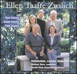 Ellen Taaffe Zwilich: Piano Concerto; Double Concerto; Triple Concerto