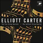 Elliott Carter: The Five String Quartets