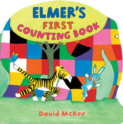 Elmer's First Counting Book -