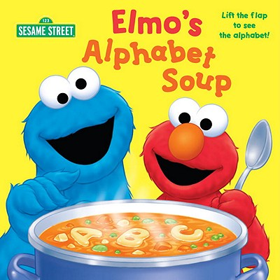 Elmo's Alphabet Soup - Kleinberg, Naomi, and Brannon, Tom (Illustrator)