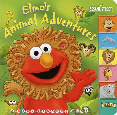Elmo's Animal Adventures (Sesame Street) - LaBrack, Joy, and DiCicco, Sue (Illustrator), and Bean, Joy