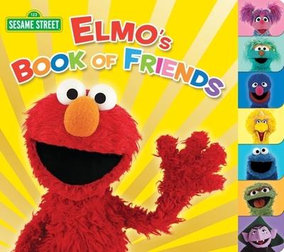 Elmo's Book of Friends - Kleinberg, Naomi