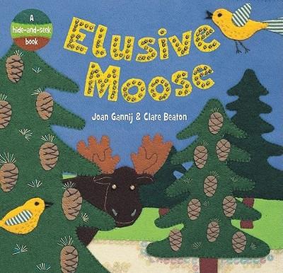 Elusive Moose - Gannij, Joan