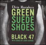 Elvis Murphy's Green Suede Shoes