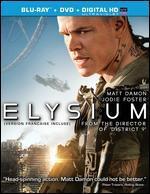Elysium [Blu-ray/DVD] - Neill Blomkamp