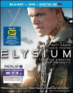 Elysium [Includes Digital Copy] [Ultraviolet] [Blu-ray/DVD] - Neill Blomkamp