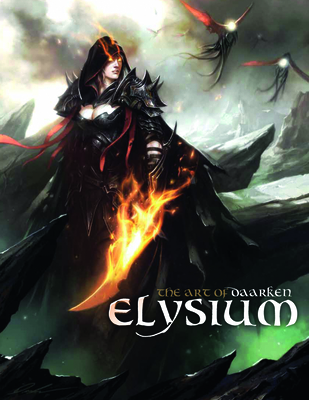 Elysium: The Art of Daarken - Lim, Mike, and 3DTotal Publishing