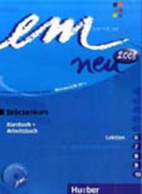 em neu Bruckenkurs in zwei Banden: Kurs- und Arbeitsbuch Lektion 6-10 mit Ar - Perlmann-Balme, Michaela