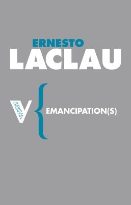 Emancipation(s) - Laclau, Ernesto