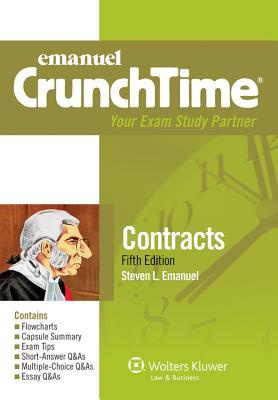 Emanuel Crunchtime: Contracts - Emanuel, Steven