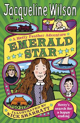 Emerald Star - Wilson, Jacqueline