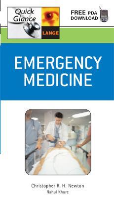 Emergency Medicine - Newton, Christopher R H, MD (Editor)