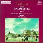 Emile Waldteufel: Volume 7