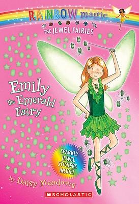 Emily the Emerald Fairy - Meadows, Daisy