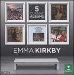 Emma Kirkby: 5 Classic Albums