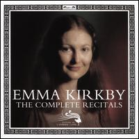 Emma Kirkby: The Complete Recitals - Alastair Ross (organ); Alison Crum (bass gamba); Anthony Rooley (lute); Catherine Mackintosh (violin); Charles Medlam (viola da gamba); Christopher Hirons (violin); Christopher Hogwood (organ); Christopher Hogwood (harpsichord)