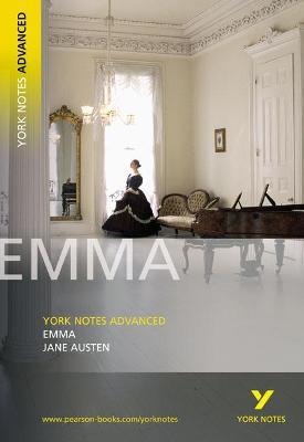 Emma: York Notes Advanced - Austen, Jane