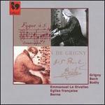 Emmanuel Le Divellec Plays Grigny, Bach, Boëly