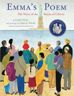 Emma's Poem: The Voice of the Statue of Liberty - Glaser, Linda