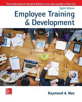 Employee Training & Development - Noe, Raymond Andrew