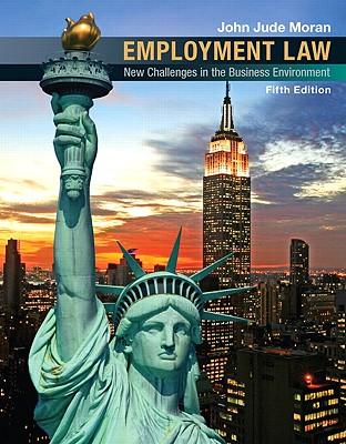 Employment Law - Moran, John Jude