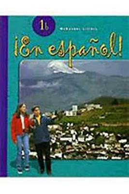 En Espanol 1b: Cuaderno Mas Practica - McDougal Littell (Creator)