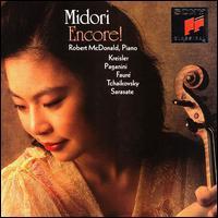 Encore! - Midori (violin); Robert McDonald (piano)
