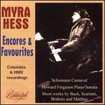 Encores & Favourites: Columba & HMV Recordings