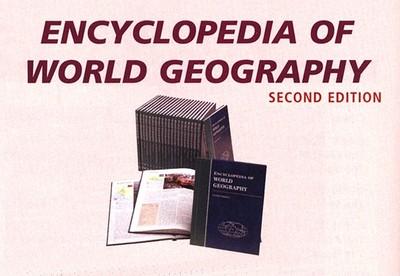 Encyclopedia of World Geography - Haggett, Peter (Editor)