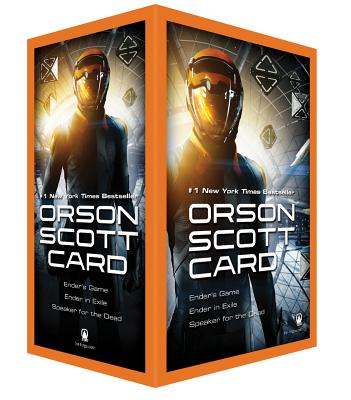 Ender's Game Boxed Set II: Ender's Game, Ender in Exile, Speak for the Dead - Card, Orson Scott