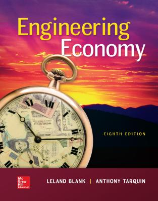 Engineering Economy - Blank, Leland T.