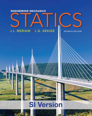 Engineering mechanics statics book by j l meriam 5 available statics book by j l meriam 5 available editions alibris books fandeluxe Images