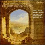 English Classical Clarinet Concertos