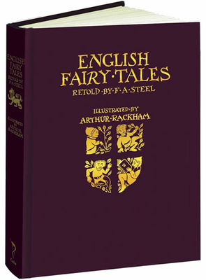English Fairy Tales - Steel, Flora Annie (Retold by)