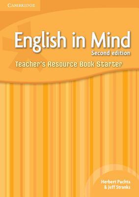 English in Mind Starter Level Teacher's Resource Book - Hart, Brian, and Rinvolucri, Mario, and Puchta, Herbert