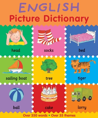 English Picture Dictionary - Bruzzone, Catherine, and Millar, Louise