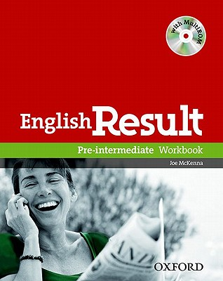 English Result: Pre-Intermediate: Workbook with Answer Booklet and MultiROM Pack - McKenna, Joe