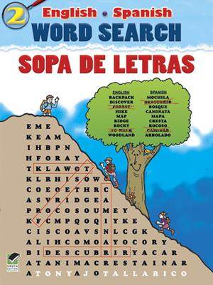 English-Spanish Word Search Sopa de Letras #2 - Tallarico, Tony