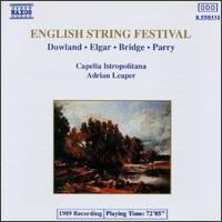 English String Festival - Capella Istropolitana; Adrian Leaper (conductor)