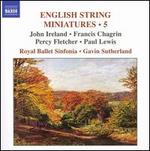English String Miniatures 5