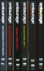Entourage: The Complete Seasons 1-5 [16 Discs] -