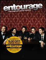 Entourage: The Complete Sixth Season [3 Discs]