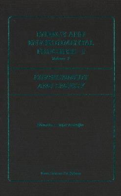 Environment & Energy - Veziroglu, T. Nejat (Editor)