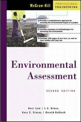 Environmental Assessment - Jain, Ravi, and Jain, R, and Stacey, Gary S