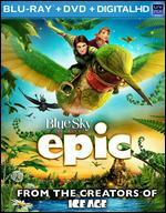 Epic [2 Discs] [Includes Digital Copy] [UltraViolet] [Blu-ray/DVD]